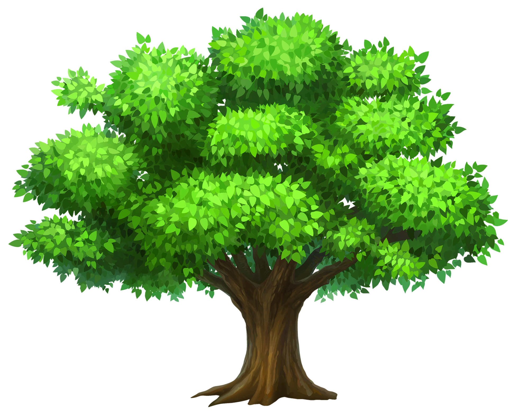Tree Clipart 05 Png